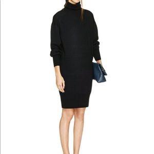 Aritzia Wilfred sweater dress